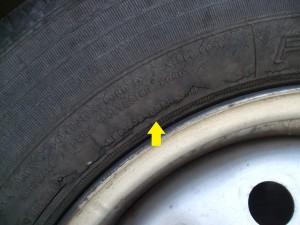 タイヤひび - コピー